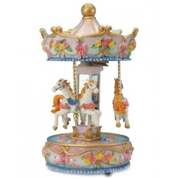 Carousel blue, 230 mm