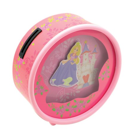Princess music money box